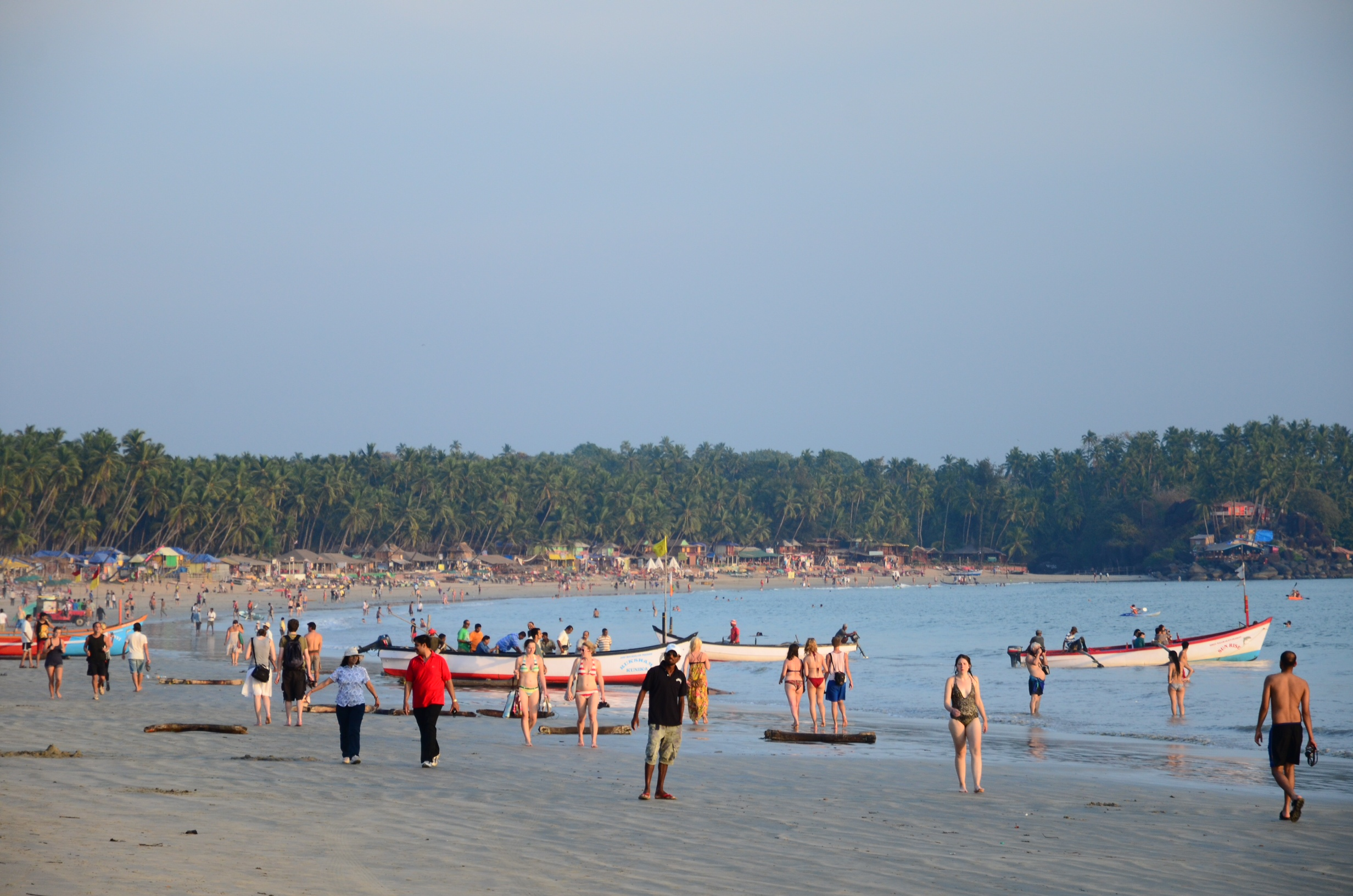 Top 5 Must Visit Beaches In Goa In February Book Online
